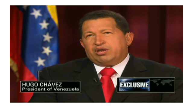 Hugo Chavez's 2009 interview with CNN