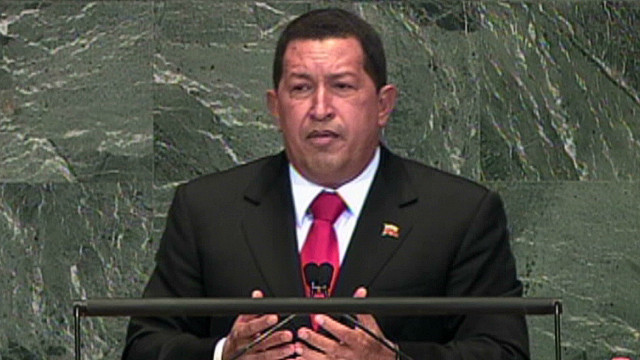 2009: Chavez compares Obama to Kennedy