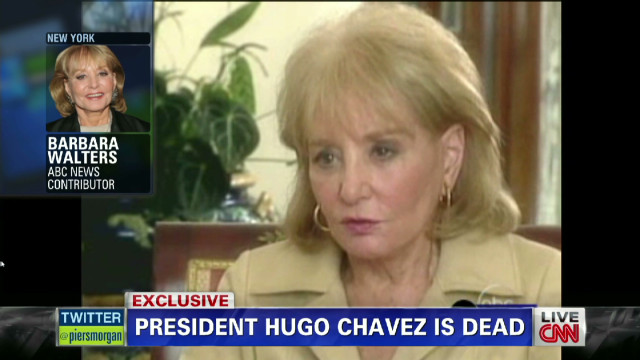 Barbara Walters on Hugo Chavez