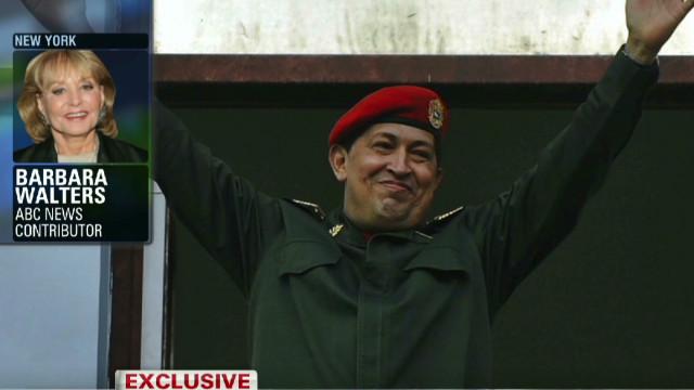 Barbara Walters on Hugo Chavez