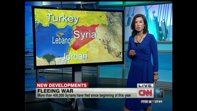 Examining Syria's sad milestone