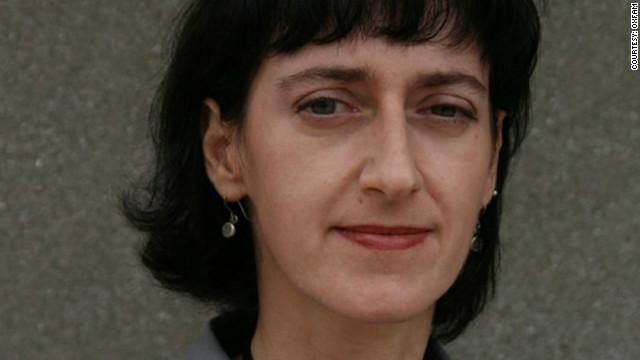Caroline Gluck works for humanitarian charity Oxfam