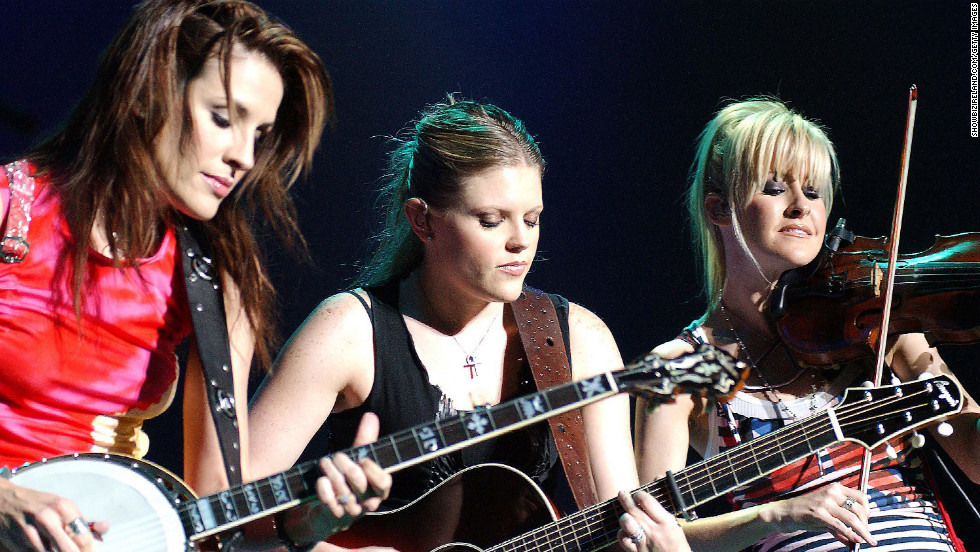 "In March 2003, in the days leading up to the U.S. invasion of Iraq, Dixie Chicks frontwoman Natalie Maines said to a London audience: ""Just so you know, we're on the good side with y'all. We do not want this war, this violence. And we're ashamed the president of the United States is from Texas."" That comment led to nationwide backlash, and the Texas-based band has not had a song in the top 30 since."