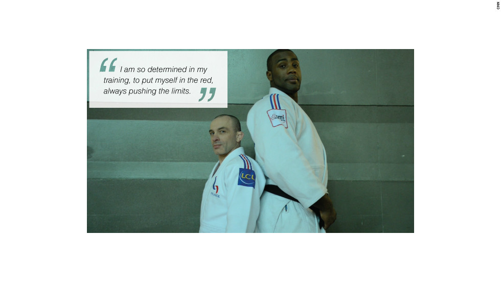 teddy riner coach 2