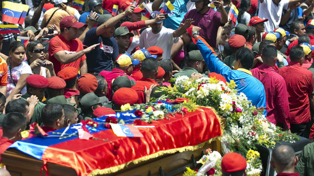 Chavez supporter reflects on Chavismo