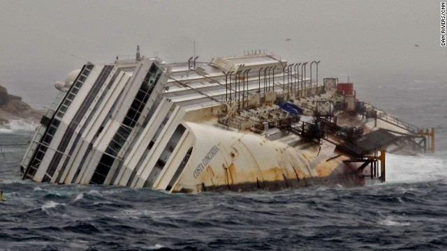 Costa Concordia disaster: 1 year later