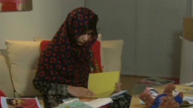Malala's story inspires film