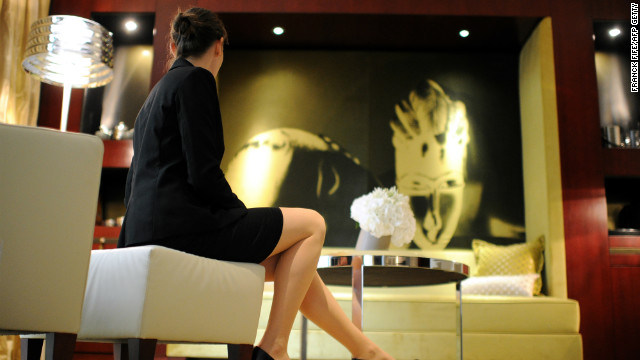 Women are nearing half of all business travelers, with many more coming from China.