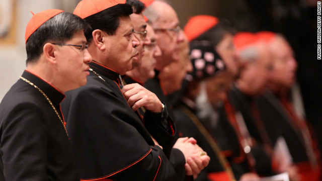 Social media cardinals in lead for pope?