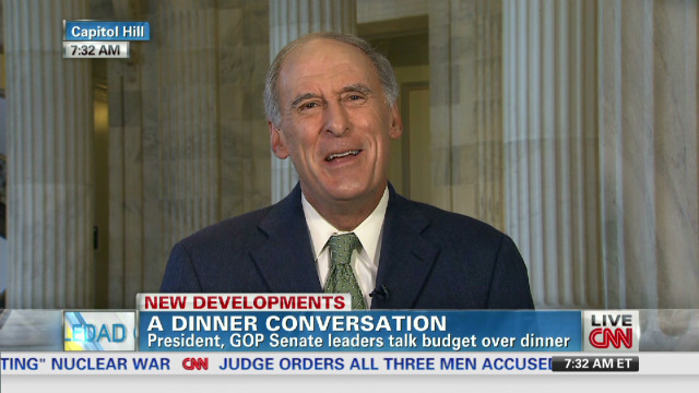 Sen. Coats: Obama dinner 'substantive'