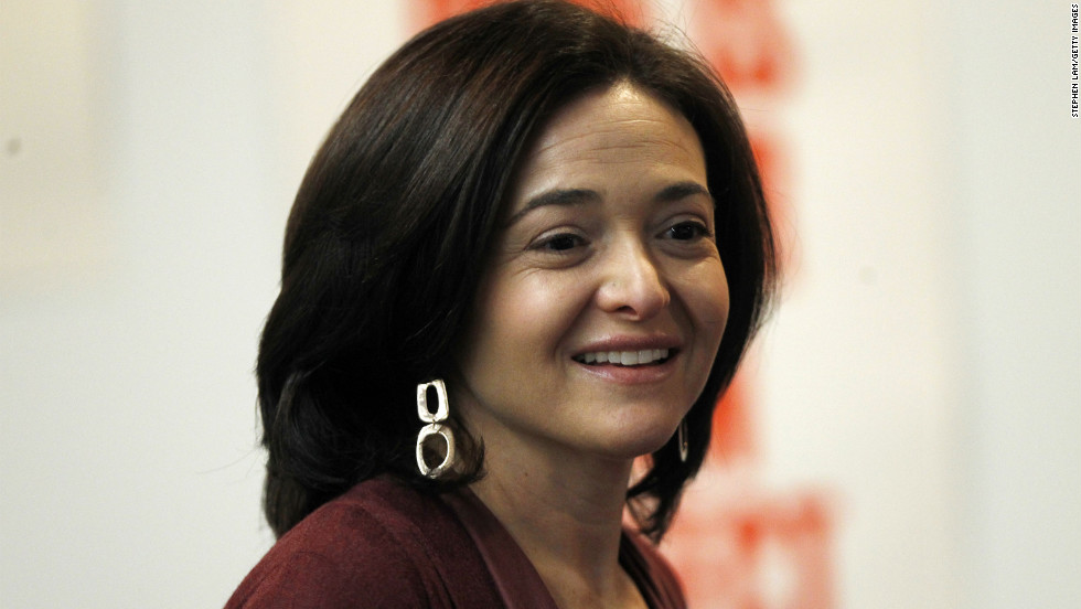 Sandberg made $31 million in 2011 as Facebook's chief operating officer.