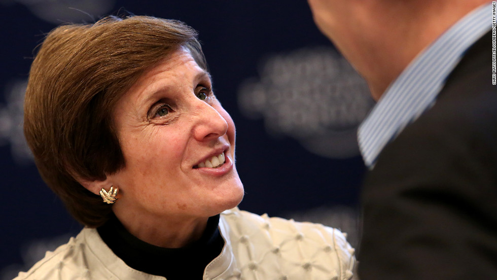 Irene Rosenfeld made $15.7 million as chairman and CEO of Kraft Foods in 2011. Rosenfeld is now chairman and CEO of Mondelez International.
