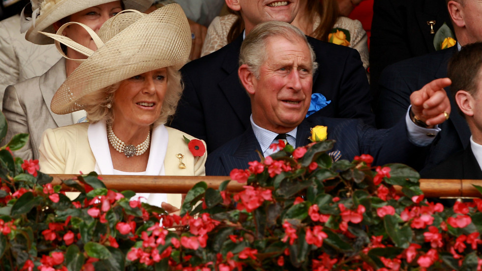 "Britain's Prince Charles and Camilla, the Duchess of Cornwall, soak up the atmosphere at Australia's Melbourne Cup. Owning a thoroughbred has long been the luxury hobby of the mega rich. But an increasing number of ""Average Joes"" are also entering the elite industry."
