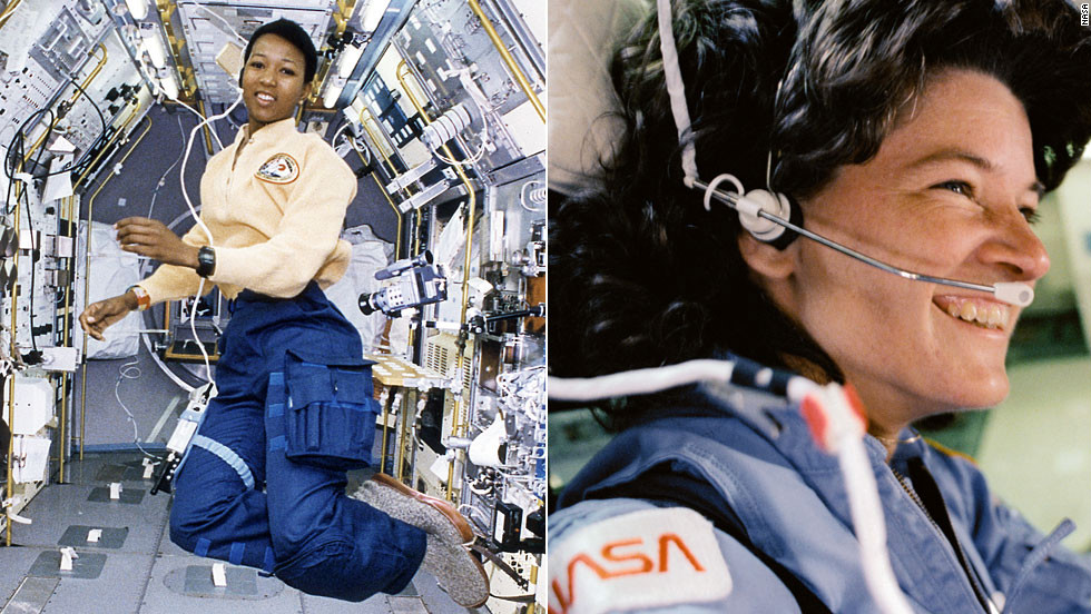 women of the space program astronauts - photo #8