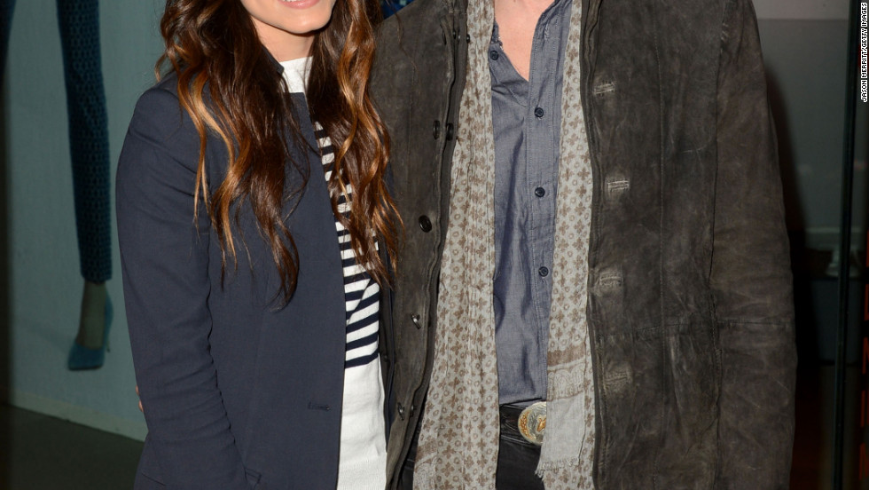 Nikki Reed and Paul McDonald attend attend an event in Beverly Hills, California.