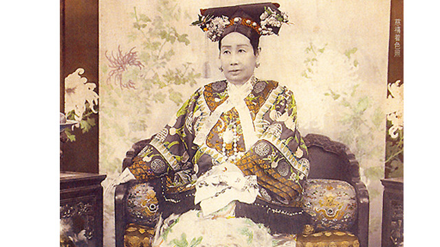 Empress Dowager Cixi of China