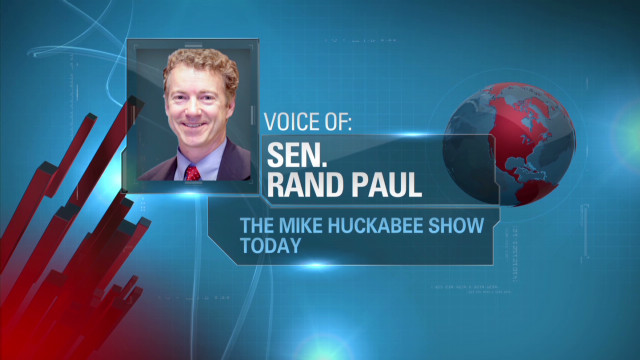 Rand Paul eyes presidential bid