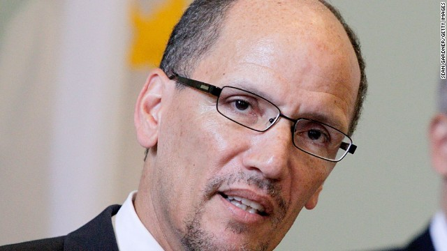 Labor Secretary: Pres. has a jobs plan