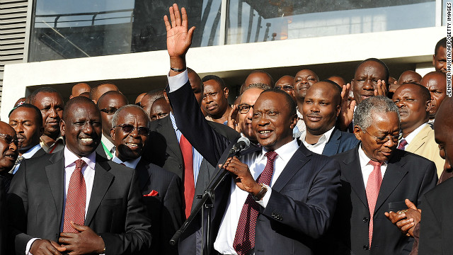 Kenya's court upholds presidential vote