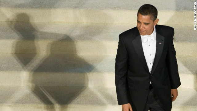 """President Barack Obama is using a """"charm offensive"""" to navigate the budget debate."""