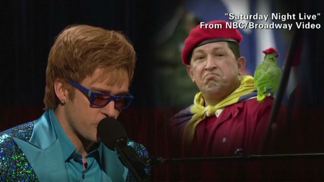 An 'SNL' tribute to Hugo Chavez