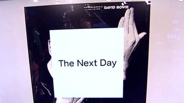 Making David Bowie's comeback a reality
