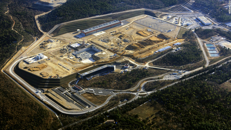 """Will this fusion facility being built in southern France help solve our energy problems in the years ahead? Scientists like Steven Cowley, director of the UK's Culham Center for Fusion Energy, think that research at <a href=""""http://www.iter.org/"""" target=""""_blank"""">ITER</a> (pictured) could result in abundant, low-carbon energy in the future."""