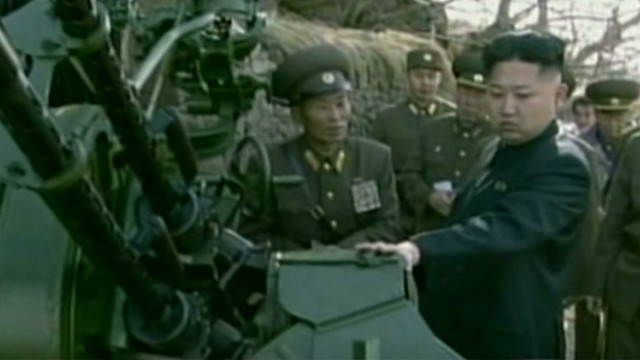 Fear of new Korean war