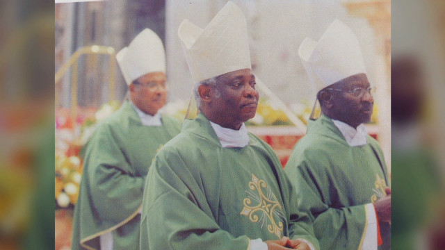 The man who could be first African pope