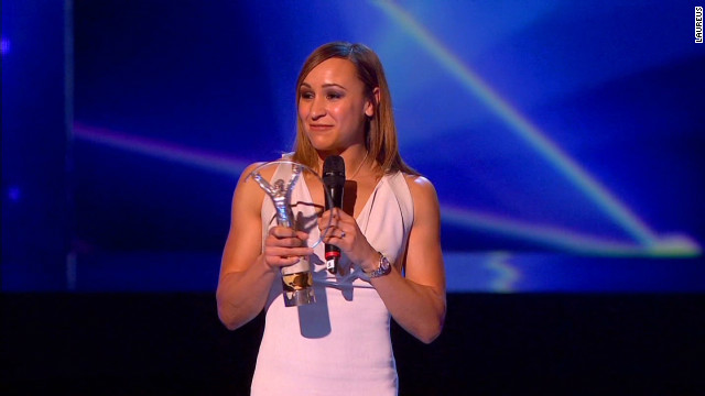 Athletes shine at Laureus Awards