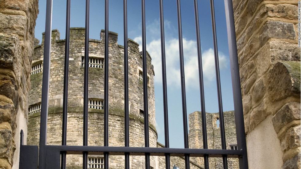The Debtor's Tower and gate.