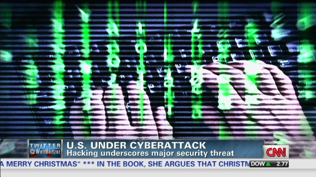 Cyber attacks have U.S. worried