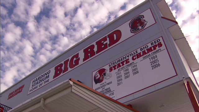 Steubenville football players on trial