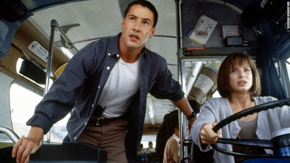 "The on-screen chemistry between Keanu Reeves and Sandra Bullock was evident in 1994's ""Speed."" The pair starred alongside each other again 12 years later in ""The Lake House."""
