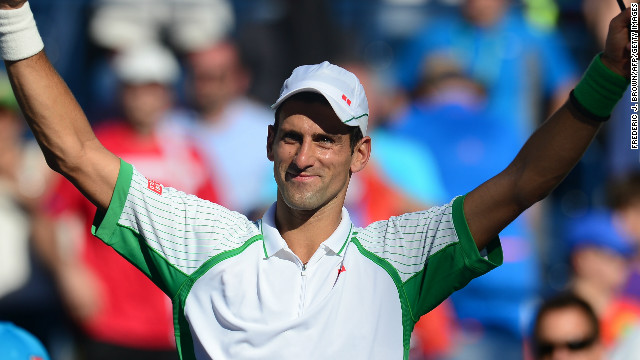 World No. 1 Novak Djokovic is on a winning streak which has included a fourth Australian Open triumph.