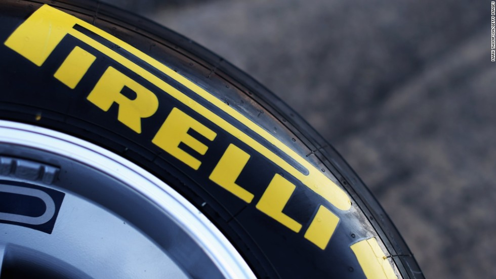 Pirelli will serve as the official tire supplier in the final season of its three-year contract. The new tire is made of a softer rubber than its 2012 equivalent, with lap times expected to increase by up to half a second.
