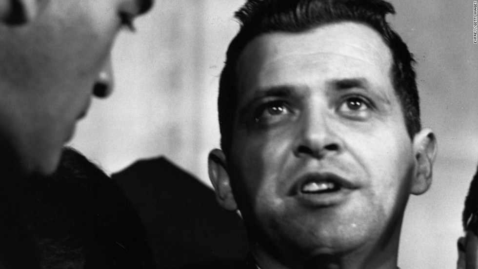Francis Gary Powers -- The American pilot was shot down over the Soviet Union in his U2 surveillance plane, leading to one of the key incidents of the Cold War.