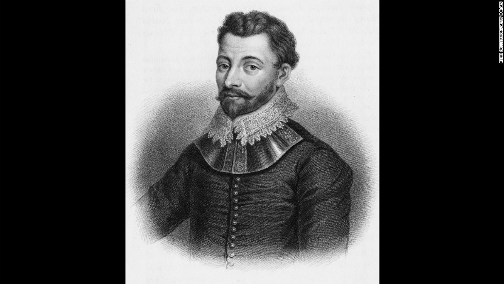 Sir Francis Drake -- The English naval captain helped defeat the Spanish Armada and sailed around the world.