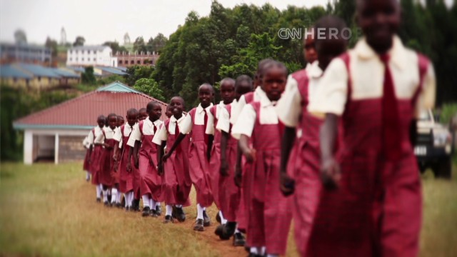 CNN Hero: Kakenya Ntaiya