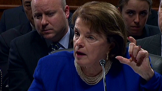 Sen. Feinstein: 'I'm not a sixth-grader'