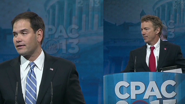 Paul, Rubio standouts at CPAC
