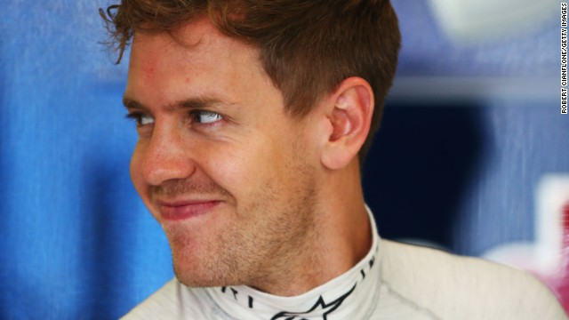 Sebastian Vettel could become only the third driver to win four consecutive world championships.