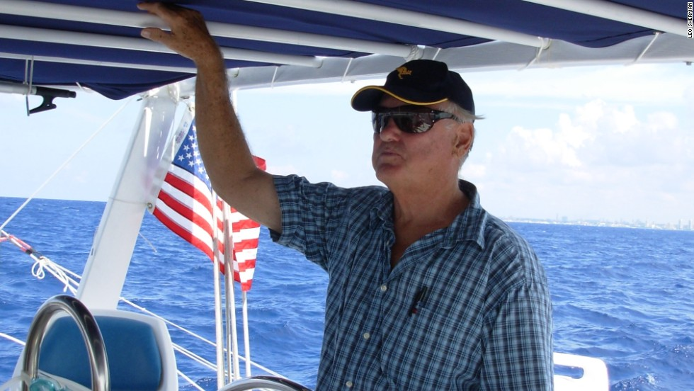 When he was in his 20s, Quen Cultra built a boat and sailed it around the world.  Forty years later, the retired Illinois real estate developer was ready for another adventure.