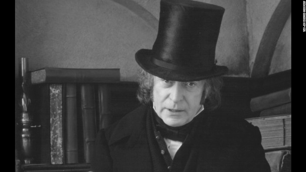 "Only after three ghostly, eye-opening encounters was Ebeneezer Scrooge able to see Christmas in a cheerier light, in Charles Dickens' ""A Christmas Carol."" Michael Caine played the infamous character in The Muppets version of this classic holiday tale."