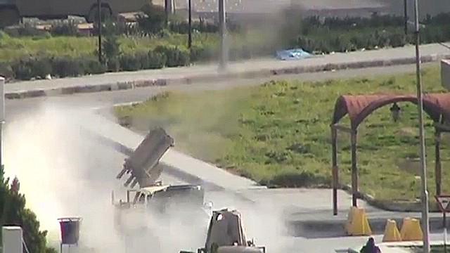 Syrian rebels: U.S. is training us