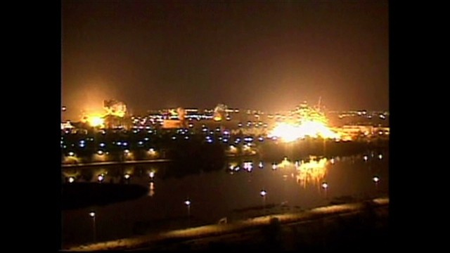 Iconic moments from 2003 Iraq War