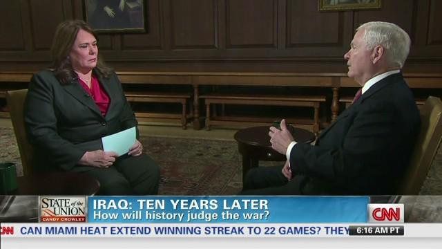 SOTU Robert Gates on Iraq War's legacy_00002604.jpg