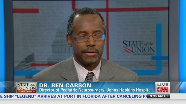 Dr. Ben Carson: A new voice in politics