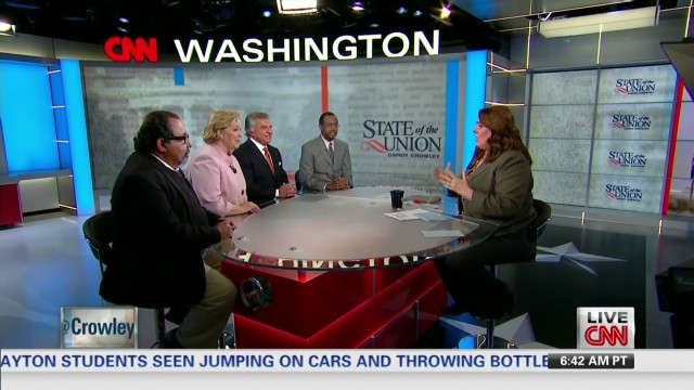 Political Panel: Re-branding the GOP