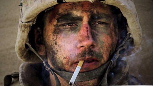Marine haunted by Fallujah